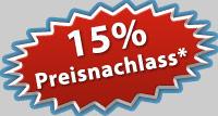 15% Preisnachlass auf mangelhafte X-Jet Dredüsen