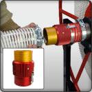 Drehverbinder / rotatable hose connector