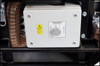 Druckmeldeeinheit / pressure gauge