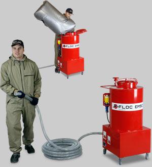 EM90 Einblasmaschine/insulation blowing machine