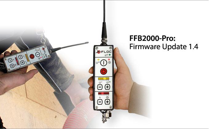 Titelbild: FFB2000-Pro Firmware Update 1.4